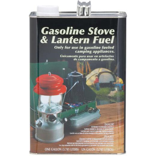 Camp Stove & Lantern Fuels