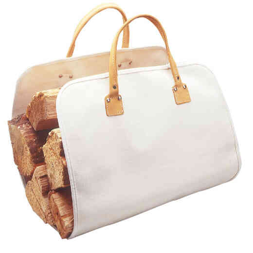 CLC 35 In. W x 15 In. H Canvas Log Carrier