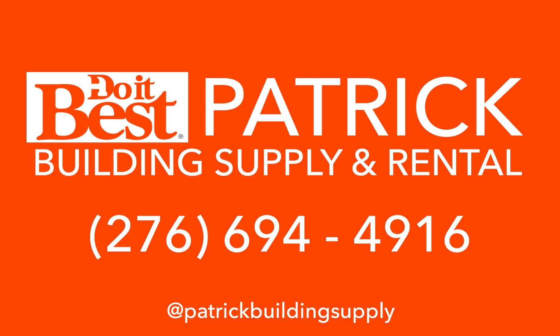 Patrick Building Supply