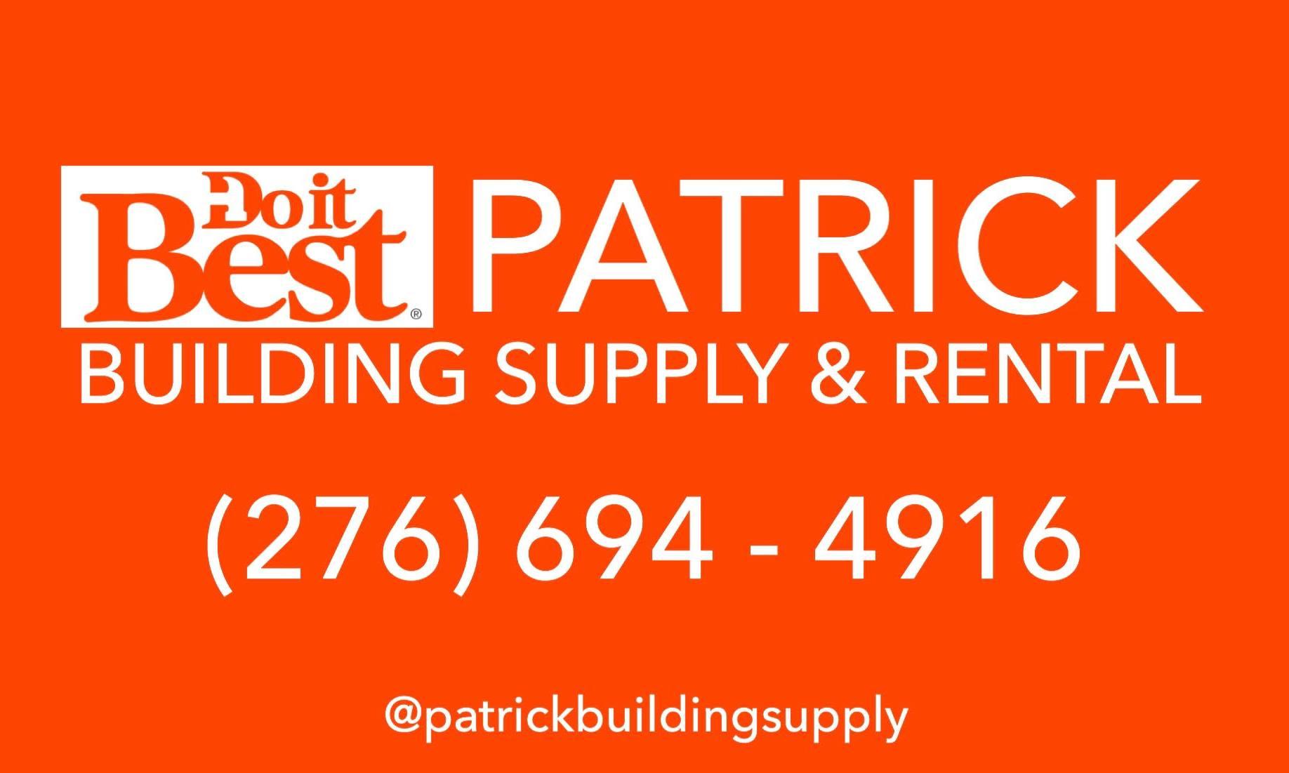 Patrick Building Supply